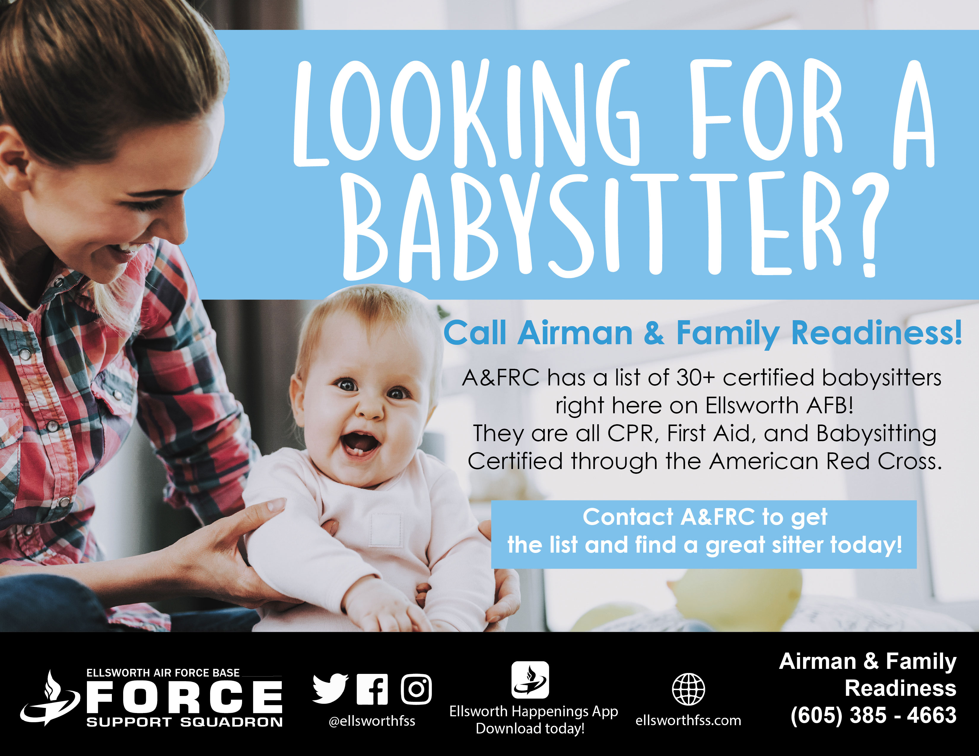 AFRC Certified Babysitters Roster 01 web