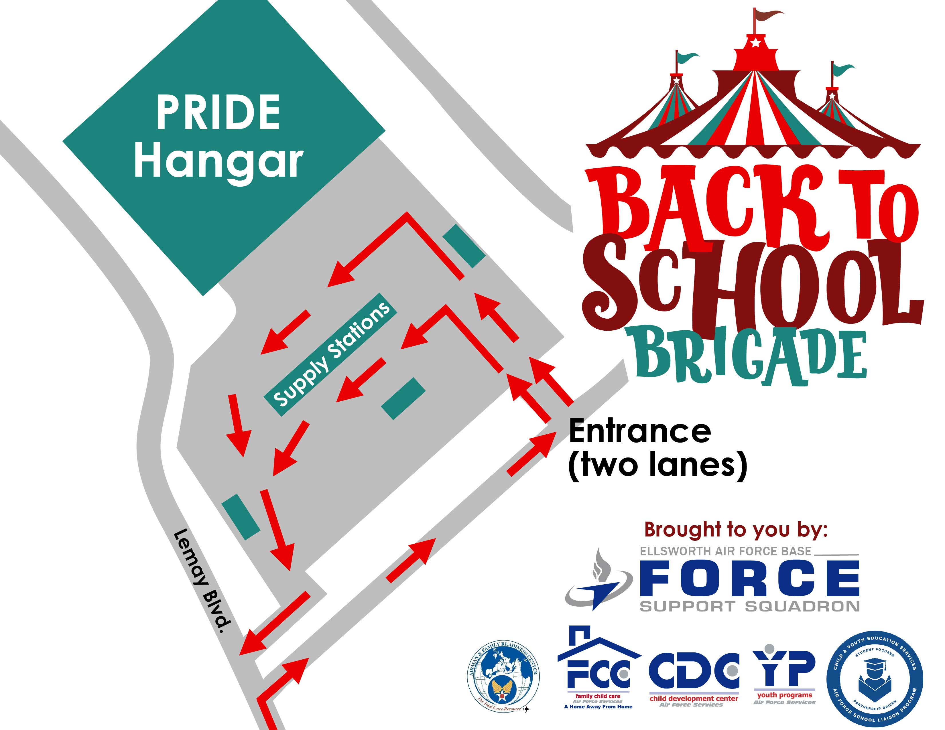 Map Back to School Brigade 01 web