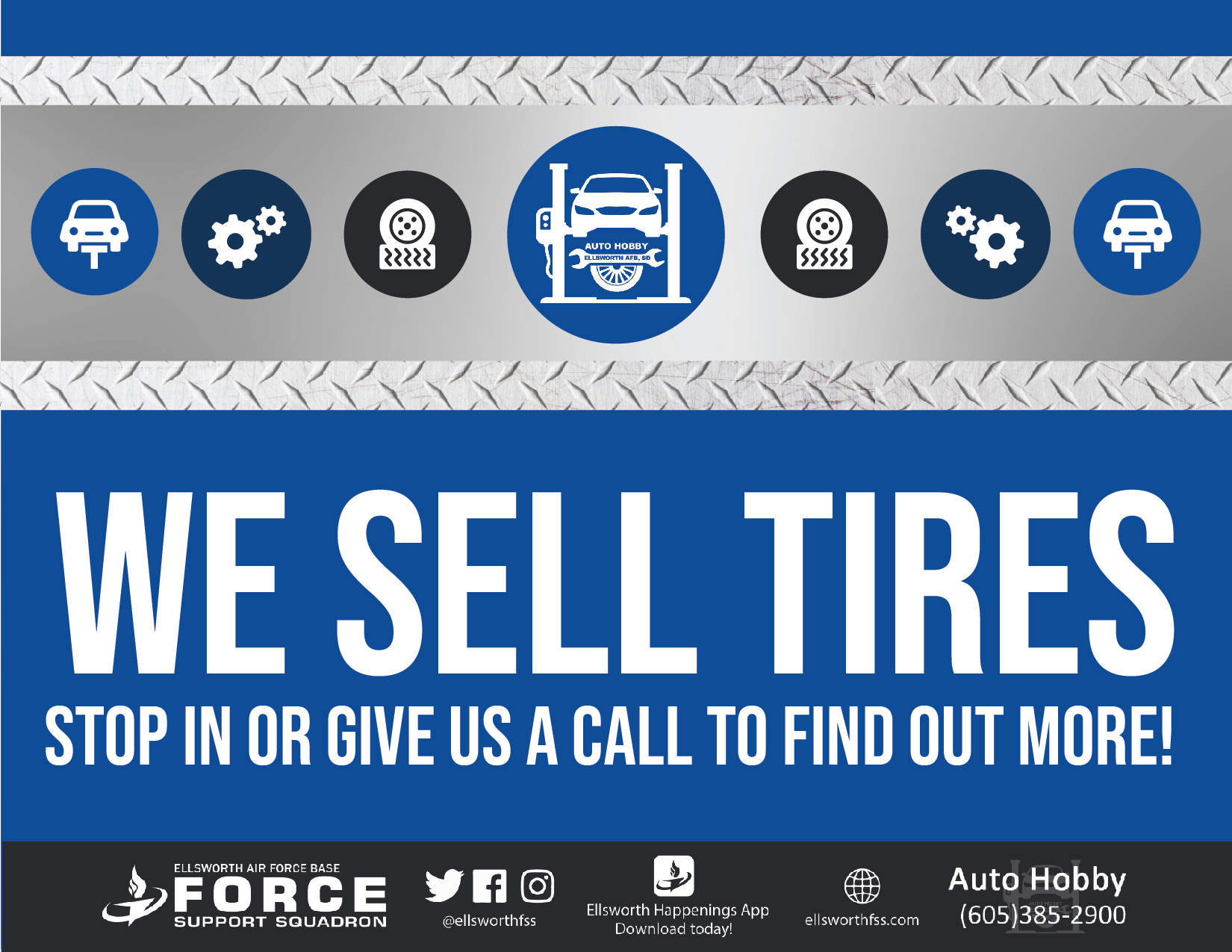 We sell tires 01