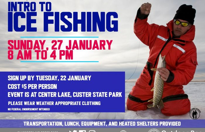 ODR - Intro to Ice Fishing